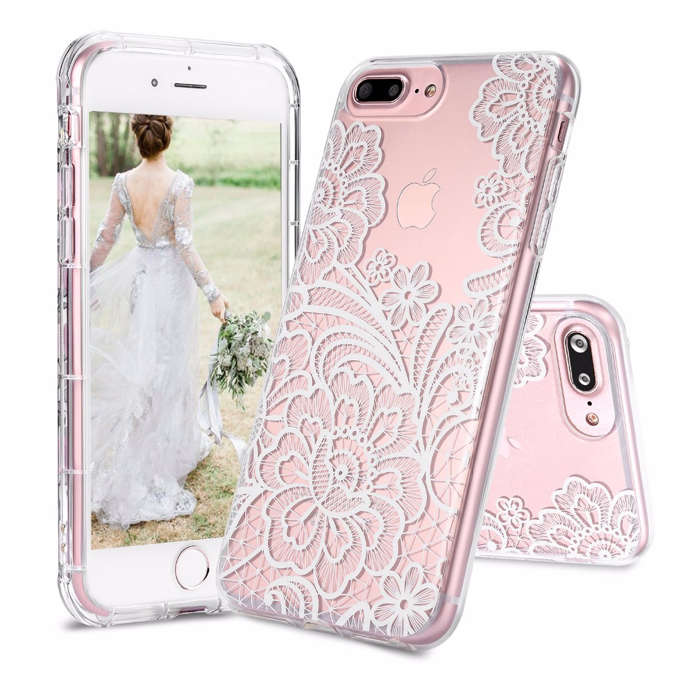 Clear Cases With Designs For Iphone