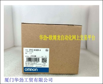 Cp1e-n14dr-amoron programmable controller original genuine brand new stock
