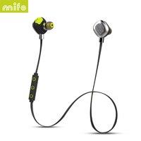 U5 Sport Earphone Magnetic Stereo Auriculares Wireless IPX7 Waterproof Earbud Running Headset Bluetooth 4 1 Headphone