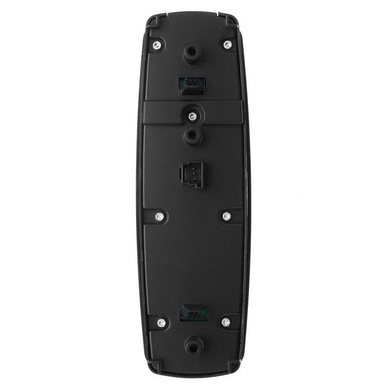 Nouveau commutateur principal de fenêtre électrique pour Mercedes ML320 ML350 ML430 ML63 AMG 2518300090 2518200110 25183000909051 avant gauche - 4