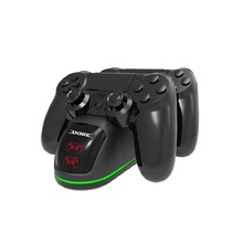 Dock-Charger Playstation-4/ps4 Charging-Status-Display-Screen Pro-Controller with