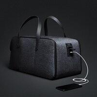 Крион FlexPack | лучшие функциональных Anti theft Duffle и рюкзак Для мужчин дорожные сумки модные сумки