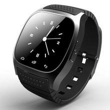 M26 Bluetooth Smart Watch armbanduhr smartwatch mit Zifferblatt SMS Erinnern Musik-player für Android Samsung Smartphone pk u8 gt08 dz09