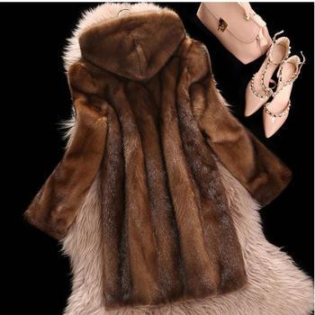 Faux Mink Fur 2