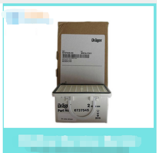 Untuk Asli Draeger Drager Savina Ventilator Turbo Filter 6737455