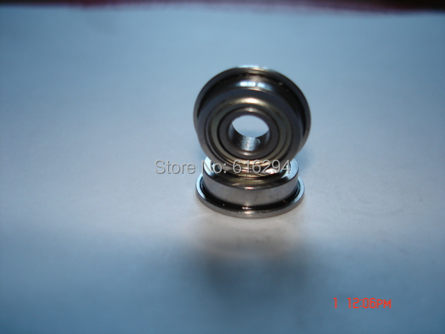 High Quality 100PSC FR188ZZ 6 35 12 7 4 762mm bearing FR188ZZ inch Miniature inch Flanged