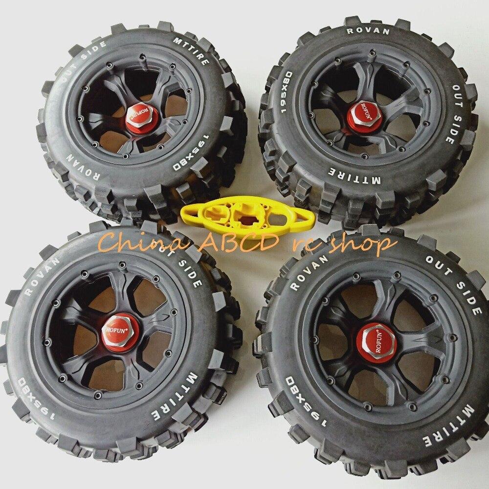 Knobby Wheel Tyres wheel nut tool for Traxxas X maxx 1 5 rc