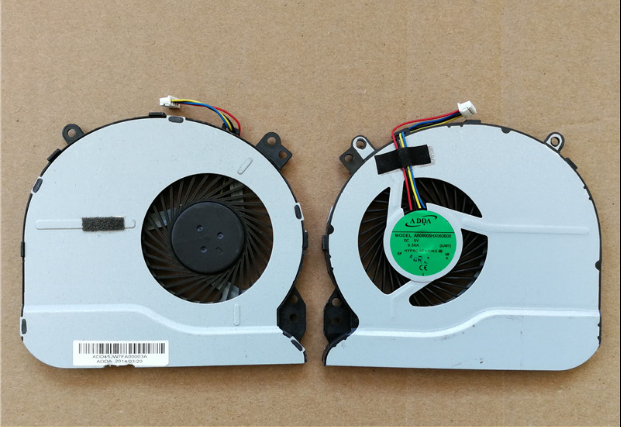 New laptop cpu cooling fan with heatsink  for Hasee UN43 UN45 UN47 D0 D1 D2