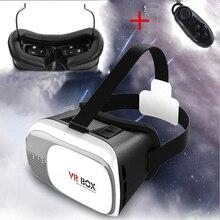 ขายG Oogleกระดาษแข็งVR BOX II 2.0รุ่นVRความจริงเสมือนแว่นตา3Dสำหรับ3.5-6.0นิ้วมาร์ทโฟน+บลูทูธGamepad