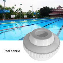 1,5 дюймов выход воды Универсальный бассейн из ПВХ сопло бассейн носик окуляра фитинг спа возвратный струйный фитинг