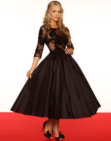 Ankle Length Formal Dresses