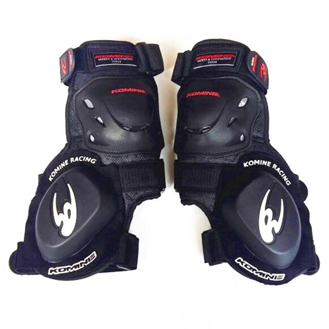 Komine Professional Motorcycle Knee Pad Protective Road Racing Dedicated Curved Grinding Block Slider Racing Plus bend Knee pads