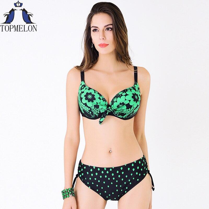 Aliexpress.com : Buy plus size swimwear swimsuit women ...