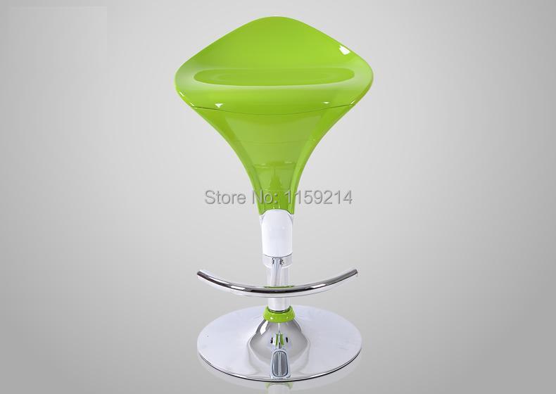 Verde sollevamento bar sedia bagno panchina saloon sgabello tè al