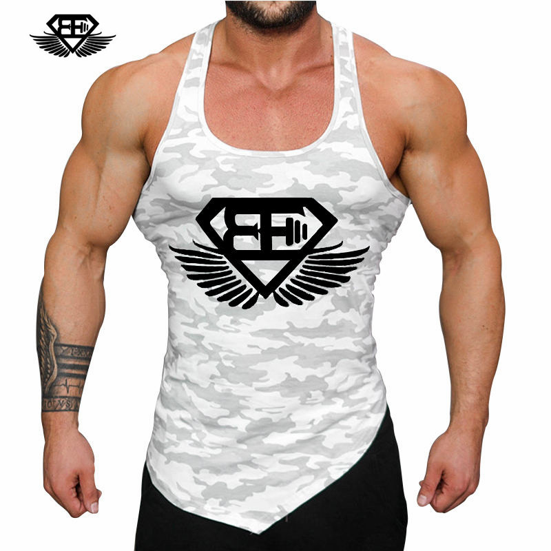 b765e09bea366b ... Camo Camouflage Mens Bodybuilding Stringers Tank Tops Singlet Brand  Clothing Sleeveless Shirt. Sale!   
