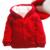 El bebe oso Del Muchacho Del Bebé Ropa de Otoño/Suéter de Lana de Invierno Capa de la Muchacha de Los Niños Outwear Lindo de Punto Con Capucha Caliente suéteres XL40
