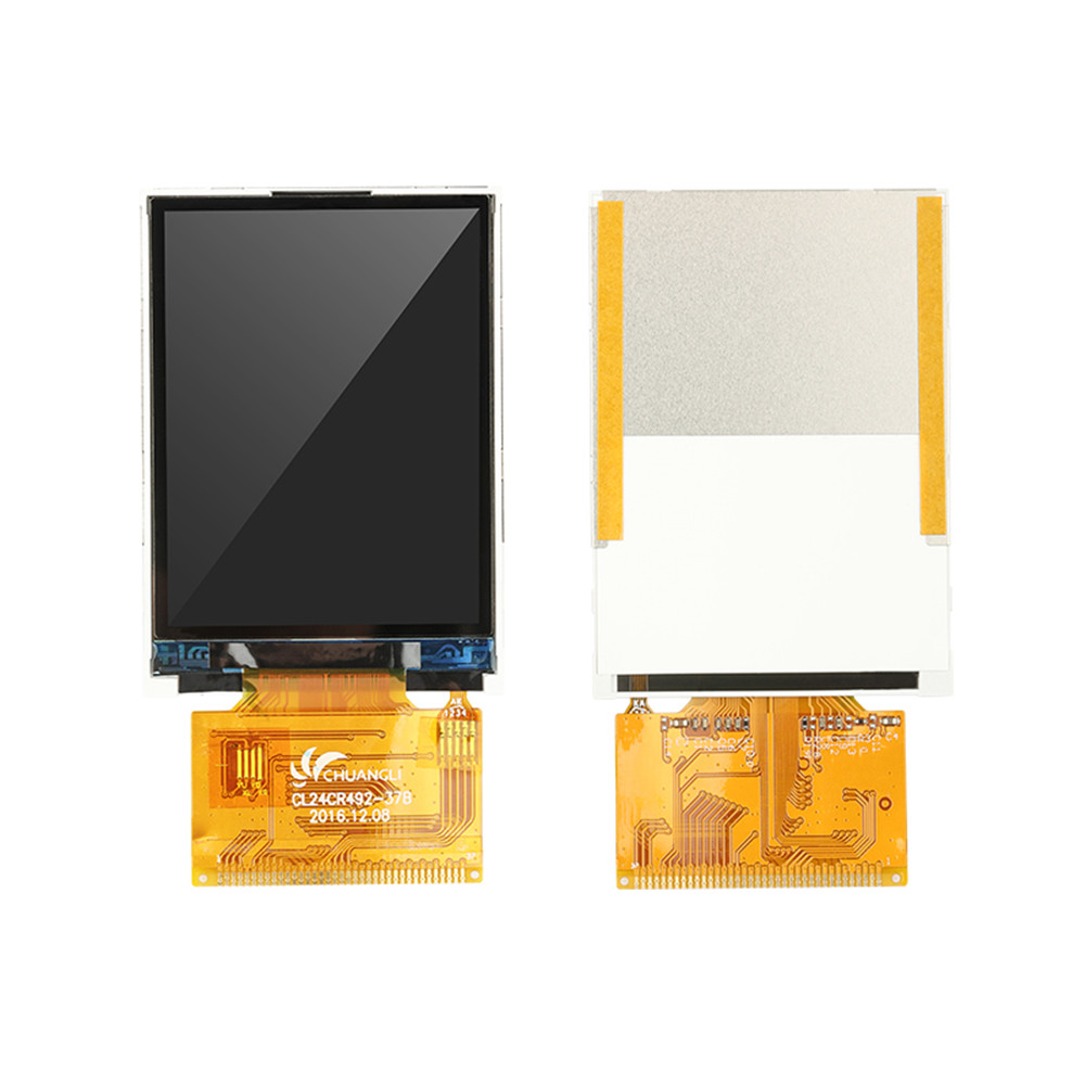ILI9341 2.4 inch TFT module With touch 37Pin 0.8mm LCD display
