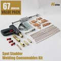 67pieces Spot Welder Spotter Consumables Kit(SS-067H)