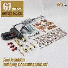67 piezas Consumibles Kit de Spot Welder Spotter (SS-067H)