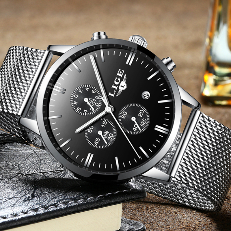 Lige mens watches lg9834 for Lige watches