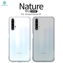 For Huawei Honor 20 Case NILLKIN Ultra Thin Slim TPU Fitted Cases Cover