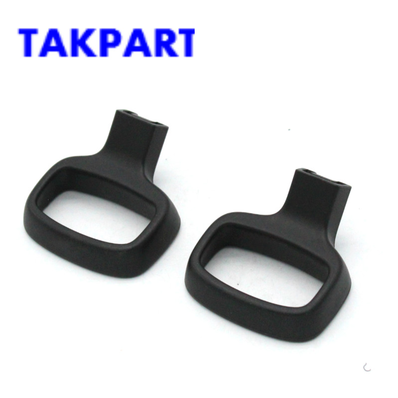 TAKPART Black Front Left/Right Seat Adjustment Handle For VW Passat 2006-2015 3C0881253A,3C0881254A