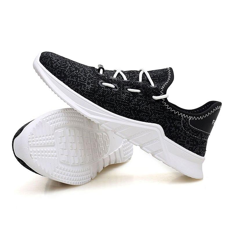white Sneakers Sport Marée Hommes Antidérapant Mesh 2018 Chaussures Fly Respirant Vêtements Lumière Black De 44 Extérieur Dentelle 39 up Coureur Luxe tBpPqRpw