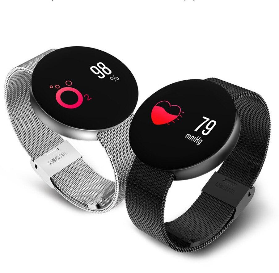 Smart Watch Women Men Heart Rate Blood Pressure Monitor Sport Activity Tracker Riding Swimming Mode Smartwatch