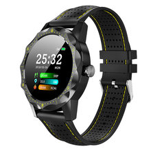 Waterproof IP68 Sport Smart Watch Fitness Bracelet Heart Rate Blood Pressure Monitor Smartwatch for Android Ios xiaomi iphone(China)
