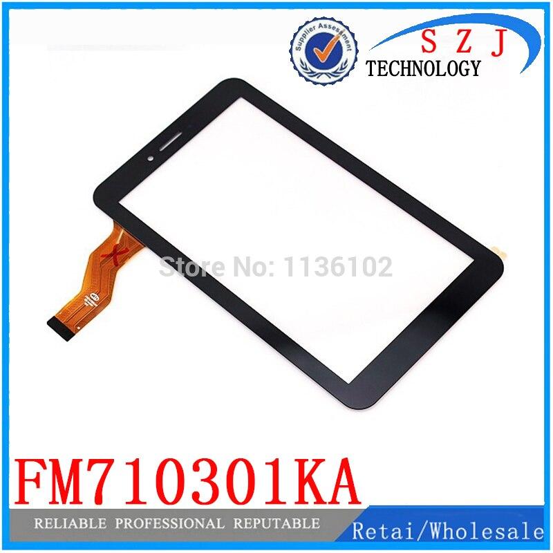 Original 7'' Inch CTD FM710301KA NJG070099JEG0B-V0 External Capacitive Touch Screen Panel  Free Shipping White And Black