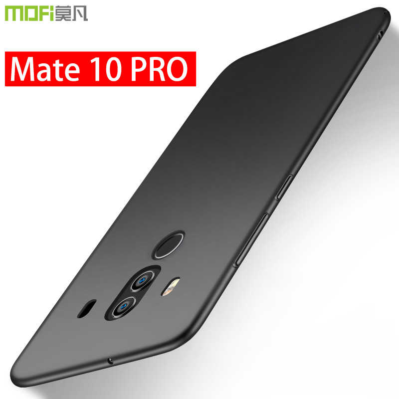 huawei mate 10 pro case mate10 pro cover hard back luxury full cover mofi ultra thin coque phone huawei mate 10 pro case