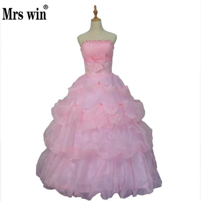 3 צבע עבור זמין 2018 קוריאני סגנון מתוק נסיכת חתונת שמלת גודל גדול אדום לבן ורוד רטרו לוטוס כלה חתונה שמלה