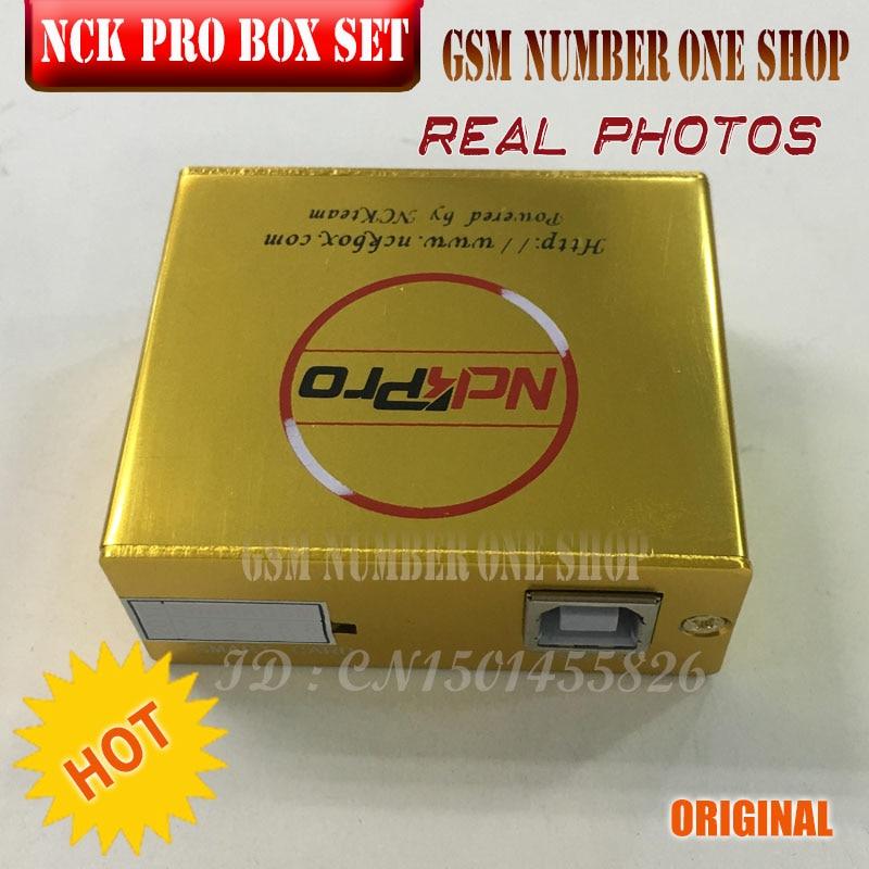nck pro BOX SET -16 cable- GSMJUSTONCCT -A1