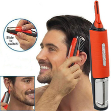 New Portable With High Quality Mens Shaver Electric Multi-Standard Dry Battery Razor Trimmer Tool kit