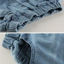 Fashion Denim Boys Pants Ripped Jeans 2-14 Yrs