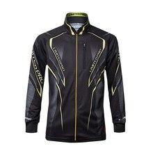 Новая брендовая рыболовная рубашка Daiwa, летняя рыболовная куртка, Солнцезащитная дышащая одежда для рыбалки, УФ рыболовные куртки с длинным рукавом