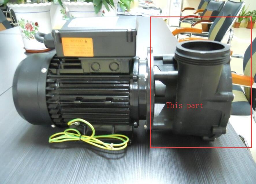 LX LP300 Whole Pump Wet End part,including pump body,pump cover,impeller,sealLX LP300 Whole Pump Wet End part,including pump body,pump cover,impeller,seal