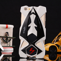 Fashion Machine 3D Cool F1 Sports Car Stand Holder Phone Case For IPhone 6 4 7