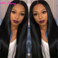 Tissage Bresilienne Brazilian Virgin Hair Straight 3 bundles wicks Straight Brazilian Virgin Hair 7a Straight  human Hair Weave