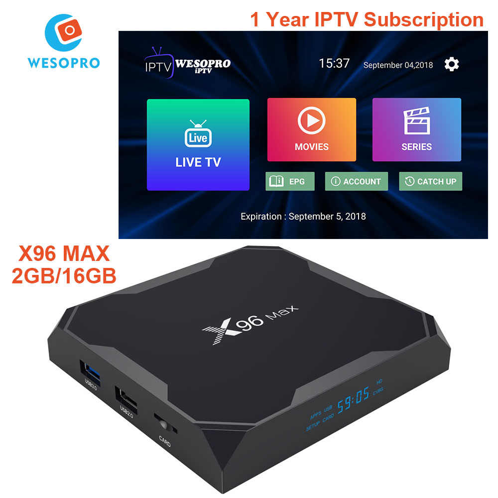 Detail Feedback Questions about X96 mini Android 7 1 TV BOX