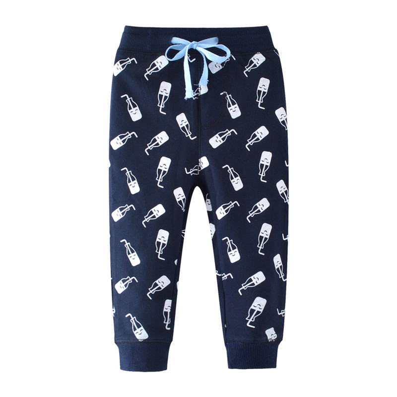 Jumping Meters Sweatpants baby Boys girls trousers full pants autumn spring children clothing printed fashion kids trousers boy 1 8t kid stylish long trousers children solid color casual pants autumn spring sport joggers sweatpants boys girls bottom