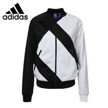 089a893f6b2e Оригинал Новое поступление 2017 adidas Originals EQT sst TT Женская куртка  спортивная