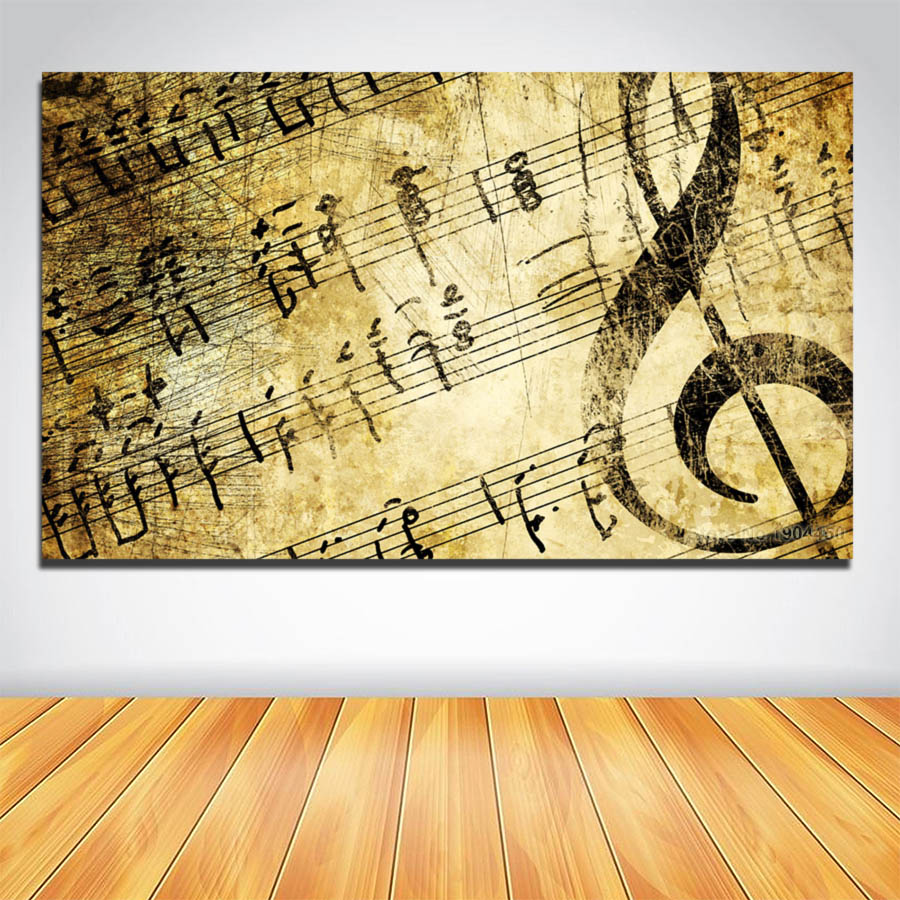 Buy music notes artwork and get free shipping on AliExpress.com