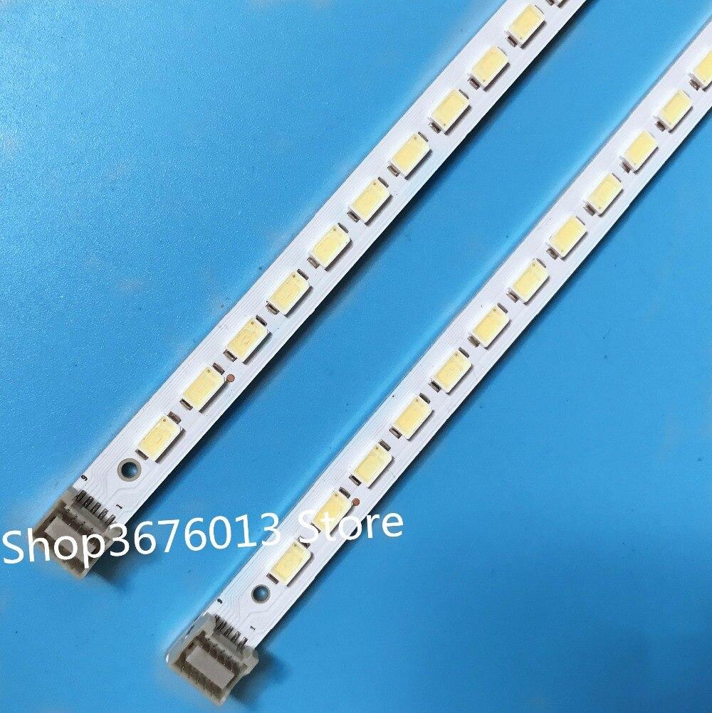 Led Lighting Lights & Lighting Sincere New 2 Pcs*56led 455mm 40 Inch Led Backlight Strip For Sled 2010svs40 Non-Ironing