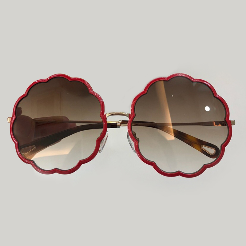 Sunglasses Sol 2 Gradienten Legierung 4 Frauen Qualität No no De Sunglasses Hohe no Runde 3 Rahmen Marke no5 Neue Feminino Sonnenbrille 1 Objektiv no 2019 Oculos Sunglasses Sunglasses Sunglasses Designer Uv400 Shades q7w8fCB