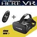 Здоровый Blue Ray 3D Очки IMAX Гарнитура Более VR КОРОБКА Съемный Очистки Оригинал + Bluetooth Геймпад Массовому Бесплатному Ресурсов