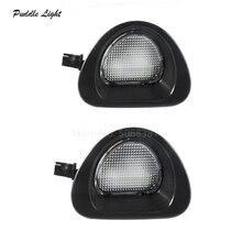 цена на 2Pcs 12V LED Number License Plate Light Lamps For for CITROEN C1 2005-2013 Car License Plate Lights Exterior Accessories