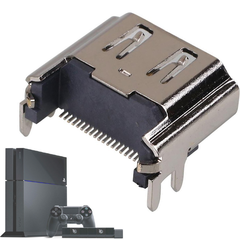 <font><b>HDMI</b></font> Port Connector for Playstation 4 image