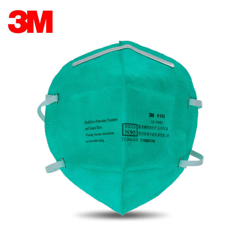 Respirator Anti H7n9 Masks Particulate 9132 Surgical 3m Against
