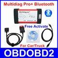2016 TCS CDP Multidiag Pro + Bluetooth Диагностический Сканер Бесплатно Keygen 2014 R2 R3 Multi-diag Pro VCI Автомобиль Грузовик Общий 4 ГБ TF Карты